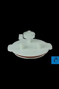 Ersatzdeckel passend für magnetische Filterhalter inklusive Belüftungsfilter...