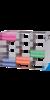 neoLab® Schrankgestell f. Zellkultur-R.-Box, 4x2 Fächer, 143 x 565 x 265 mm Für Boxen für...