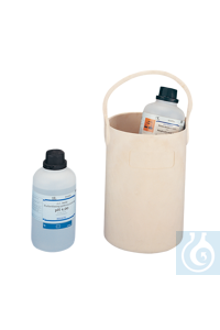 neoLab® Safety-Carrier für Flaschen von 2,5 bis 5 l neoLab® Safety-Carrier for bottles from 2.5...