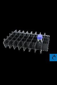 neoLab® Rastereinsatz für Thermobox 40 l (1-7635), 40 x 100 ml Flaschen...