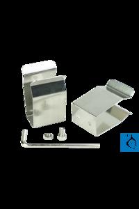 Sunlab® Metallklammern für 1,5 ml Reaktionsgefäße (10 Stück) incl....