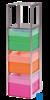 neoLab® Truhengestell f. Zellkultur-R.-Box, 5 Fächer, 141 x 141 x 659 mm Für Boxen für...