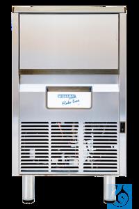 neoLab® Flockeneisbereiter mit Luftkühlung, Leistung 80 kg/Tag Kompakte, vielseitig einsetzbare...