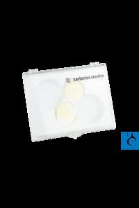 neoLab® Membranfilter PTFE, unsteril, 0,45 µm, 25 mm Ø, 100 Stck./Pack Membranfilter aus PTFE...