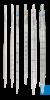 Moonlab® Serologische Pipetten 1 ml, einzeln steril verpackt, 500 St./Pack...