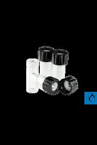neoLab® Aufbewahrungsflaschen für Elektroden, 22 x 68 mm hoch, 5 St/Pack...