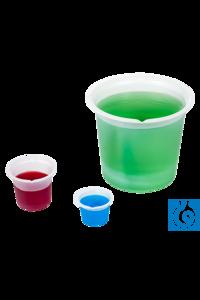 neoLab® Einmal-Becher aus PS, 10 ml, 1000 St./Pack Probenbecher aus PS. Einsatzbereich von -20°C...