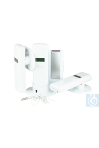 neoLab® Funk Temperaturüberwachungssystem mit 3 kabellosen Sendern neoLab...