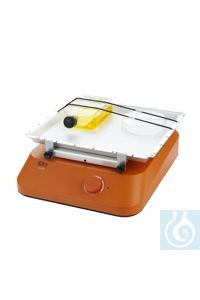 Sunlab® Kreisschüttler, regelbar; Modell SU 1020