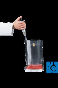 neoLab® BagFilter sterile Beutel mit seitl. Filter, 500 Stck./Pack BagFilter®reduzieren die zur...
