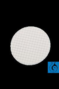 qpore® Membranfilter aus CME, mit Gitternetz, steril, 0.22 µm, Ø 50 mm qpore® Membranfilter sind...