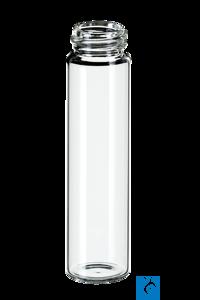 neochrom® Gewindeflaschen ND20, Klarglas, 20 ml, 100 Stck./Pack Schraubgewindeflaschen aus Glas...