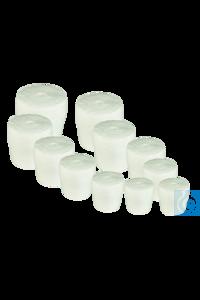 neoLab® Steri-Stopfen für den Einmalgebrauch, für Hals 42 mm Einmal-Steri-Stopfen aus Zellstoff...