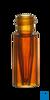 neochrom® TopSert TPX Kurzgewindeflasche, 32 x 11,6mm, mit integr. 0,2ml Glas-Mikroeinsatz, 15mm...