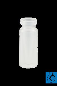 neochrom® Mikroprobenfläschchen 0,3 ml, zylindrisch m. Innenkonus, aus PP, 100 S...