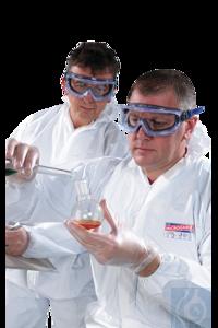 neoLab® Schutzanzug gg. Viren, Bakterien, Erreger, Gr. M Maximaler Barriereschutz gegen...
