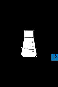 ecoLab Erlenmeyer-Kolben, Borosilikatglas, Weithals, 500 ml Simax, 10 St./Pack  Borosilikatglas...