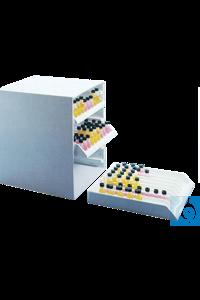 neoLab® Schlitz-Rack, 9 Schlitze à 25,4 mm Breite Schlitz-RackZur...