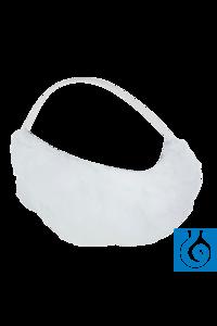 neoLab® Einmal Bartschutz, weiß, PP-Vlies, 100 Stk/Beutel neoLab Bartschutz...