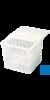 neoLab® Kunststoffkorb 127 x 102 x 102 mm, ohne Deckel Zum Aufbewahren, Spülen, Autoklavieren...