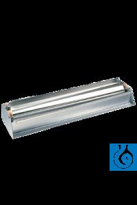 neoLab® Alufolie, 100 m lang, 30 cm breit, 0,03 mm stark Aluminiumfolie in starker Ausführung zum...