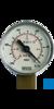 neoLab® Vakuumeter, analog, 1000-0mbar, 760-0 mm /Hg Vakuumeter, analog 1000 bis 0 mbar, 760 bis...