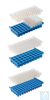 neoLab LaboBox-Rack, blue, for reaction vessels 1.5 ml, 5 x 12 spaces, conical The heart of the...