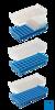 LaboBox-System: Gestell für Fläschchen bis 12,5 mm, 5 x 10 Plätze, transp. Das Kernstück des...