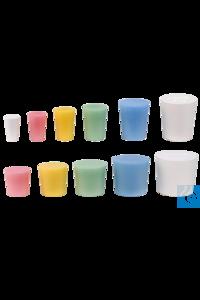 neoLab® Silikon-Schwammstopfen pink 22 x 11 x 15 mm, 10 St./Pack Die Stopfen haben die chemischen...
