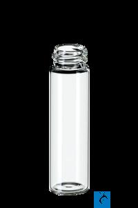 neochrom® Gewindeflaschen ND18, Klarglas, 16 ml, 100 Stck./Pack Schraubgewindeflaschen aus Glas...