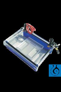 neoLab® Midi-l Bufferflow Midi-l Bufferflow  inkl. Gelträger für Gelgröße 151 x 170 mm und...