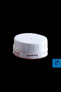neoLab® Ersatz-Originalitätsverschluss, PP GL 45; VE: 6 Stück...