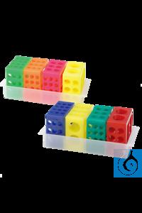2Artikel ähnlich wie: neoLab® Vielzweck-Gestell, Halteschale + 4 Röhrchengestelle, neonfarbig...