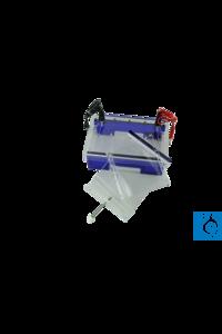 neoLab Electrophoresis chamber Midi horizontal Elektrophoresekammer Midi horizontal für Gelgröße...