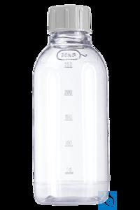 neoLab® Polycarbonat-Flaschen 250 ml   autoklavierbar, VE 24 Stück...