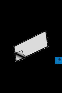 Ahlstrom Blotting-Papier 580 x 600 mm, 85 g/m², 100 Stck./Pack Standard, gleichmäßiges...