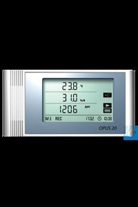 Datenlogger für Temperatur, Feuchte und C02 Anwendungsbereiche Überwachung von Labor und...