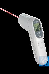neoLab® Infrarot-Thermometer -33 bis +500°C Schnelles berührungsloses Messen der...