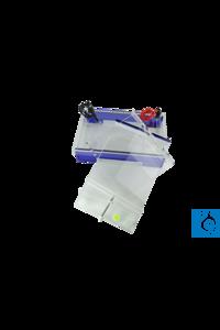 neoLab® Elektrophoresekammer Maxi horizontal für Gelgröße 204 x 250 mm + 204 x 2...