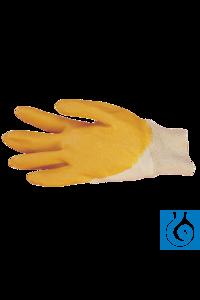 neoLab® Handschuhe mit Nitrilbeschichtung, antistatisch, Gr. 7 Superleichte Handschuhe aus...