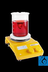 neoMag® Digitaler Magnetrührer mit Heizung bis 340°C, 1500 UpM