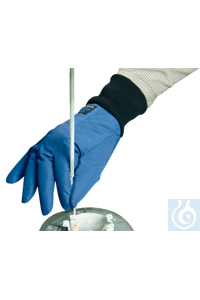 neoLab Cryo gloves, water-resistant, wrist long, size XL 100% waterproof cryogenic gloves for...