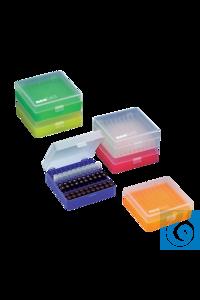 neoBox 100 Aufbewahrungsbox gelb, PP, 10 x 10 Plätze Die neoBox 100 ist eine praktische...