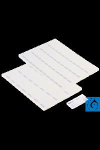 neoLab Indikatorband für Dampfsterilisation, 19 mm breit, 50 m/Rolle Selbstklebende...