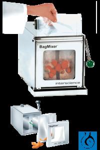 neoLab® BagMixer®, 5-80 ml Zum Extrahieren, Mischen, Homogenisieren und Dispergieren. Proben...