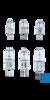 neoLab® Niedervolt-Halogenlampe G 4, 12 V/20 W Glühlampen und Halogenlampen,  z.B. für Mikroskope...