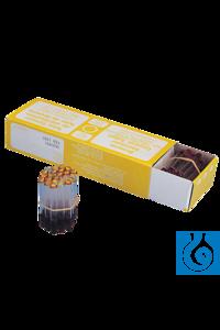 neoLab® Steri-Kontrollröhrchen f. Autoklaven bis 125°C , 100 St./Pack Eine korrekte Sterilisation...
