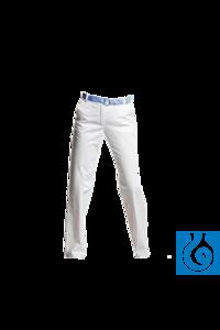 neoLab® Berufshose für Damen, Stretch, weiß, Gr. 34 Weiße Berufshose in bester Qualität für...