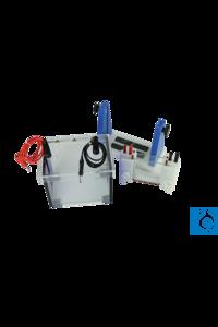 neoLab® Gelelektrophoresekammer Mini vertikal, komplett Im Lieferumfang des Komplettsystems sind...