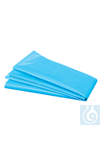 neoLab® PE-Müllsäcke, blau 120 l, 80 x 100 cm, 25 St./Rolle Die bewährten Müllsäcke aus PE für...